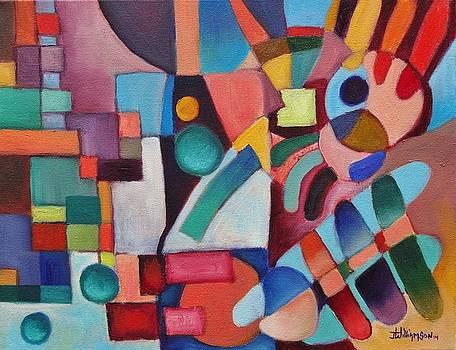 Cerebral Decor # 3 by Jason Williamson