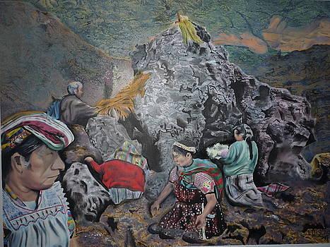 Cerro quemado by Luis Carlos A