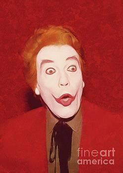 Mary Bassett - Cesar Romero The Joker