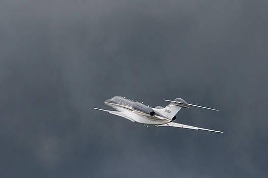 Cessna 750  by Guy Whiteley