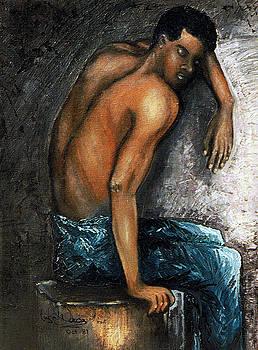 Cezannes Scipio by Ingrid Dance