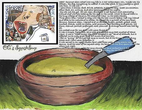 CG's Squash Soup by Billy Knows