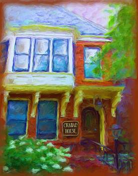 Chabad II or Chabad House by Exclusive Canvas Art