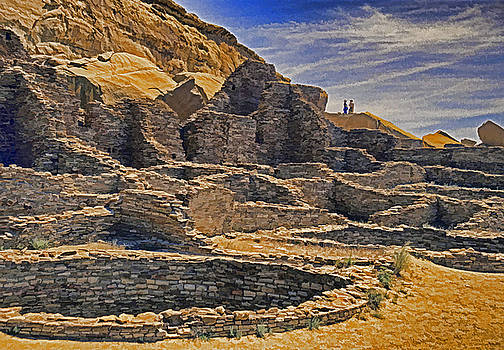 Dennis Cox - Chaco Ruins