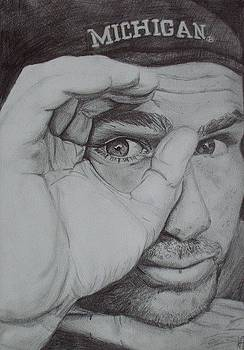 Chad Smith by Kellie Hogben