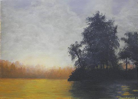 Chagrin by James Violett II