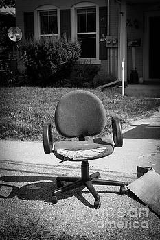 Chair Abandond by John Herzog