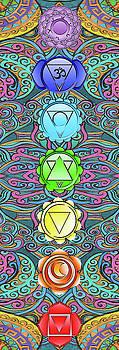 Chakra Yoga by Stephen Humphries