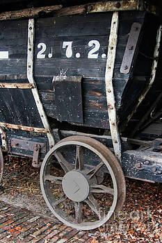 Chaldron Wagon Art by Doc Braham