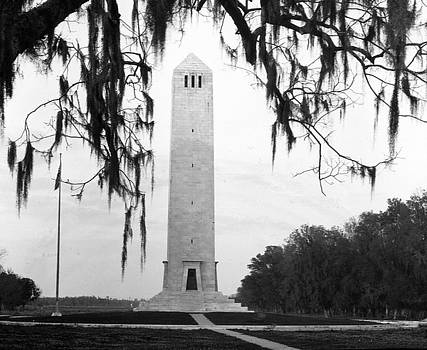 Chalmette battlefield monument  by Crescent City Collective
