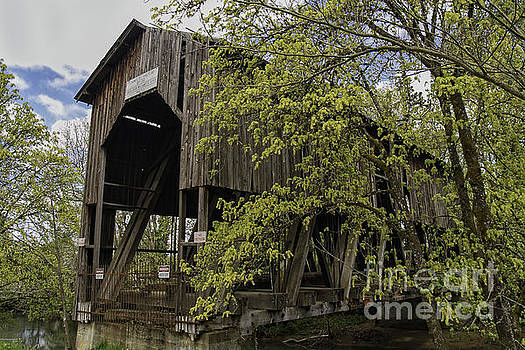 Tim Moore - Chambers Railroad Covered Bridge