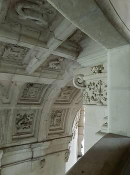 Chambord Stair by John Tschirch