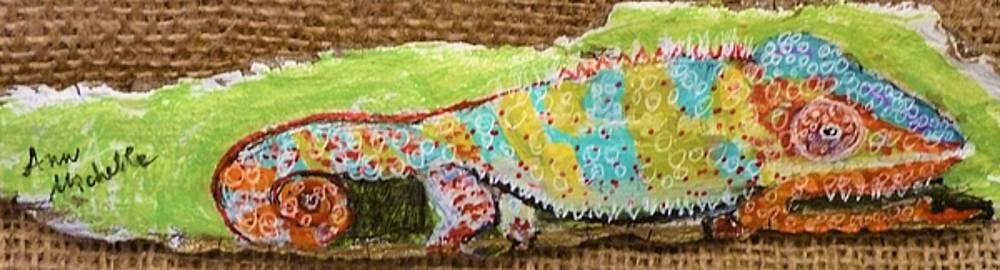 Chameleon by Ann Michelle Swadener