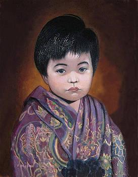 Chamorro Orphan by Frances  Dillon