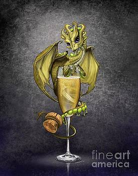 Champagne Dragon by Stanley Morrison