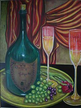 Champagner by Romolo Liuzzo