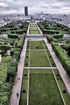 Nikolyn McDonald - Champs de Mars - Paris