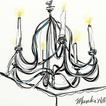 Chandelier by John Stillmunks