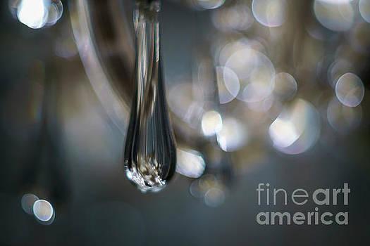 Chandelier Lamp Teardrop by Pablo Avanzini