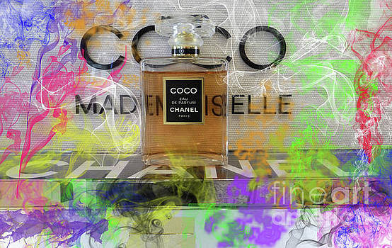 Chanel Coco Abstract 4 by To-Tam Gerwe