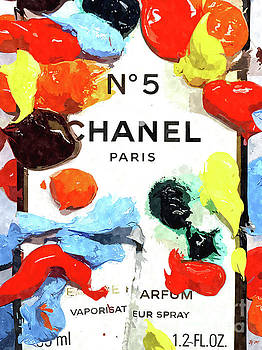 Chanel Colors by Daniel Janda