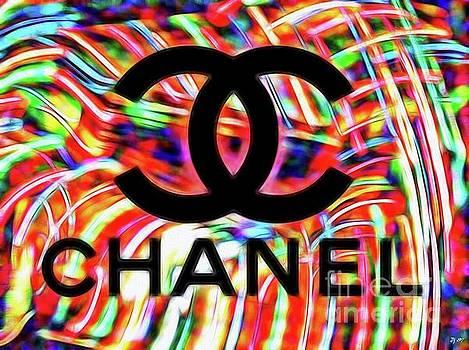 Chanel Neon by Daniel Janda