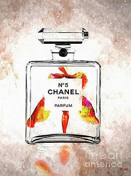 Chanel No. 5 Iris  by Daniel Janda