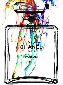 Chanel Perfume by Daniel Janda