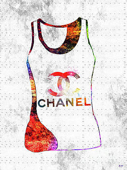 Chanel Shirt by Daniel Janda