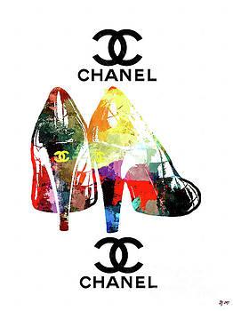 Chanel Shoes by Daniel Janda