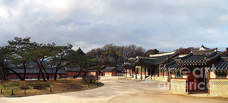 Changdeokgung - Oriental Paradise by Matt Tilghman