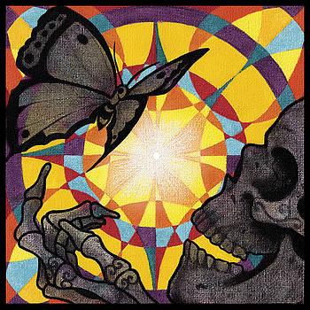 Change Mandala by Deadcharming Art