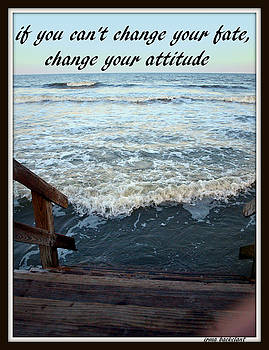 Change Your Attitude by Irma BACKELANT GALLERIES