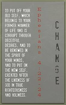 Changed Today by David Norman