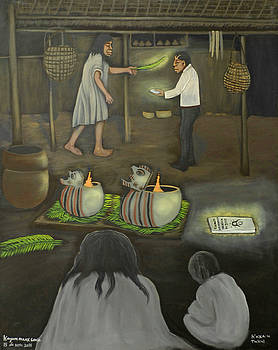 Changing Religions by Kayum Ma'ax Garcia