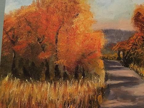 Changing Season by Sharon Schultz