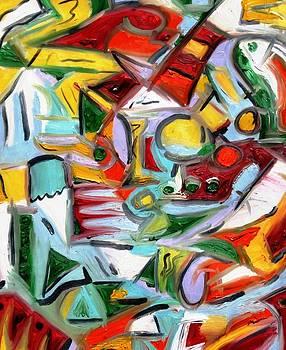 Channels by Alfredo Llana