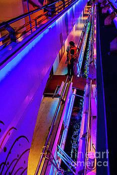 Chao Phraya Riverboats by David Lane