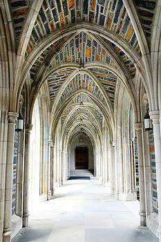 Chapel Archway by Jessica Brawley