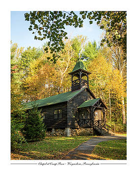 Chapel at Camp Penn by Andy Smetzer