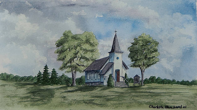 Charlotte Blanchard - Chapel In Summer