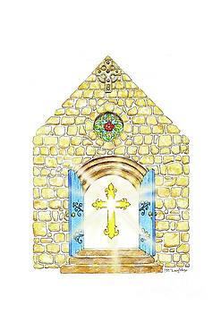 Chapel by Jenny McLaughlin