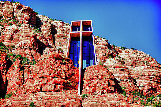 Chapel of the Holy Cross by Frank Feliciano