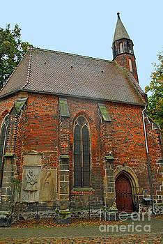Jost Houk - Chapel of Wittenberg