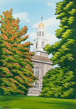 Charlotte Blanchard - Chapel on the Hill