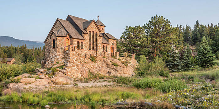 Chapel On The Rock by Michael Putthoff