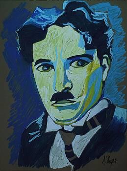 Chaplin by Angel Reyes