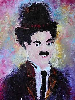 ''Chaplin'' by Asia Dzhibirova