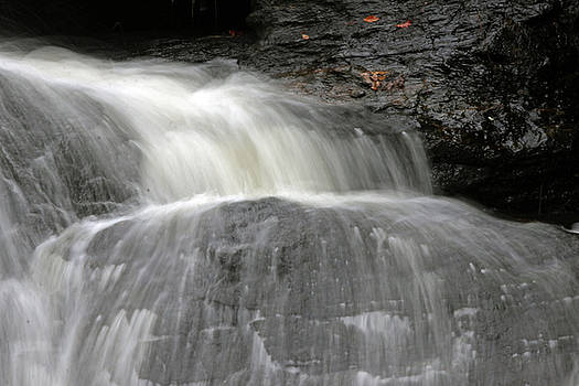Chapman Falls 5 by Gerald Mitchell