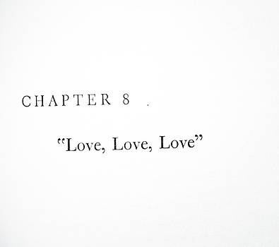 Chapter 8 Love Love Love squared by Toni Hopper